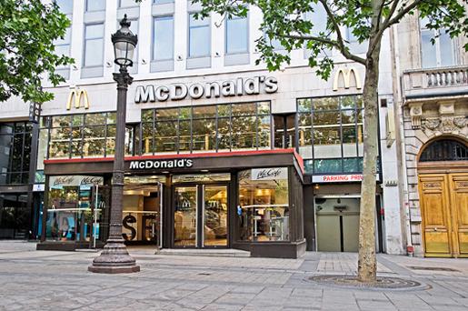 Czy wiecie że największy McDonald's na świecie znajduje się ….
