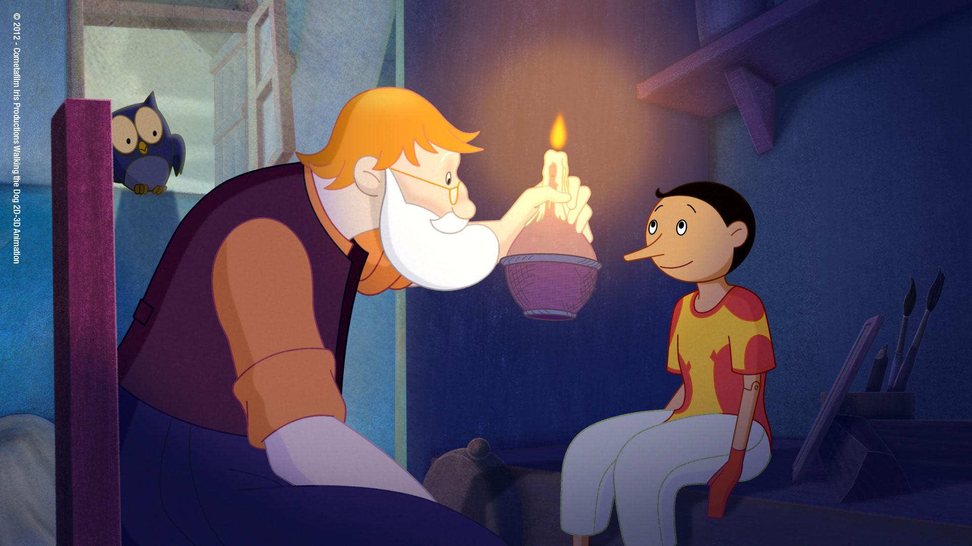 Pinokio W poranek Wielkanocny 27 marca