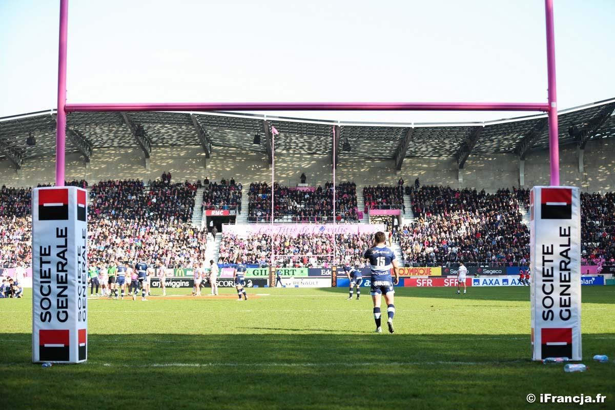 Rugby – Stade Français – Racing Metro 92 – (Top 14) – Fotoreportaż