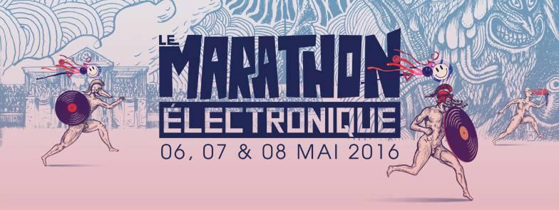 Maraton muzyki elektronicznej w Paryżu i nie tylko