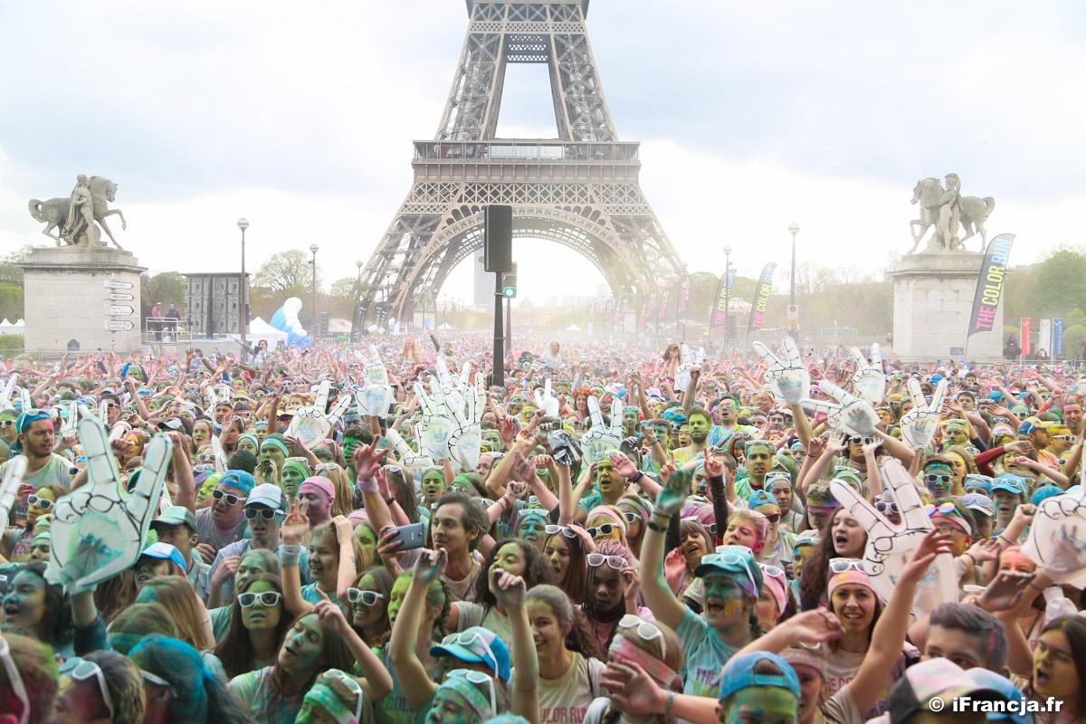 Color Run Paryż 2016 – Fotoreportaż