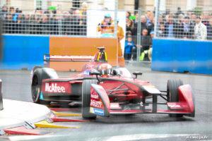 Grand Prix Formuły E w Paryżu – Fotoreportaż z kwalifikacji