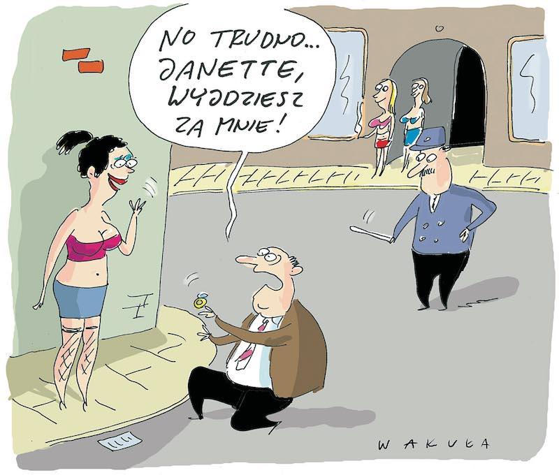 Klient prostytutki jest przestępcą – Tygodnik Angora
