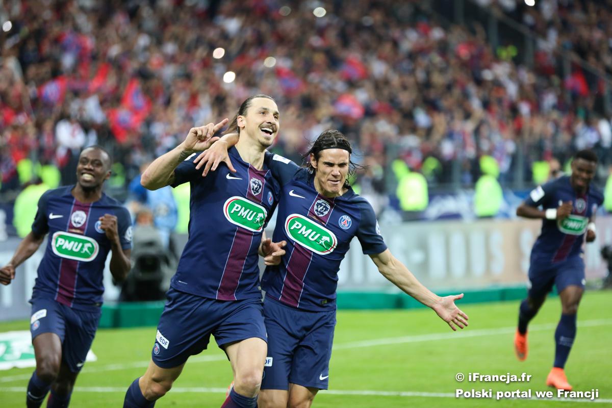 Finał Pucharu Francji 2016 PSG – OM