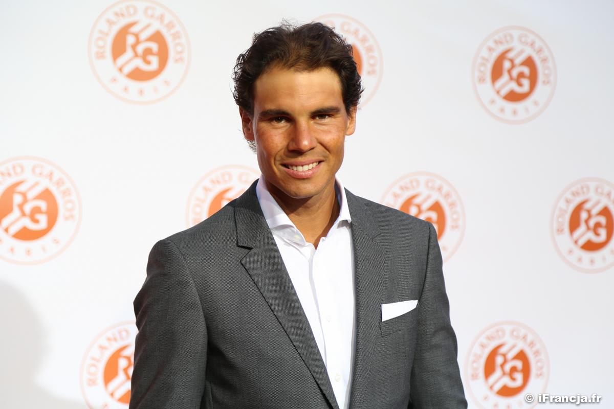 Gala tenisistów turnieju Roland Garros