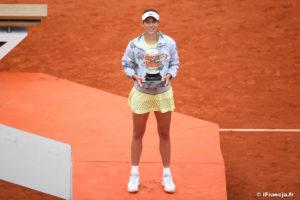 Finał kobiet turnieju Rolanda Garrosa