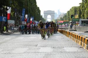 Tour de France 2016 (Paryż)