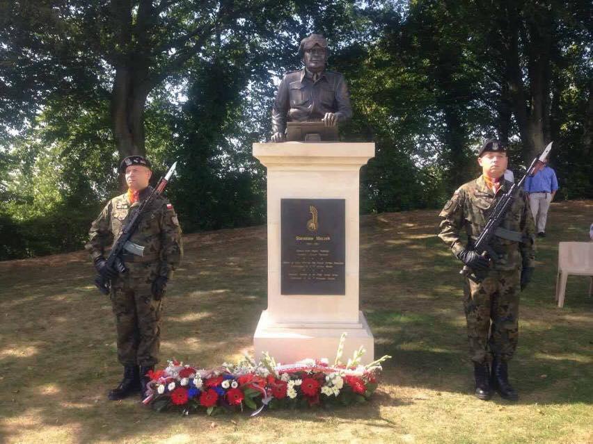 Obchody 72. rocznicy wyzwolenia Normandii