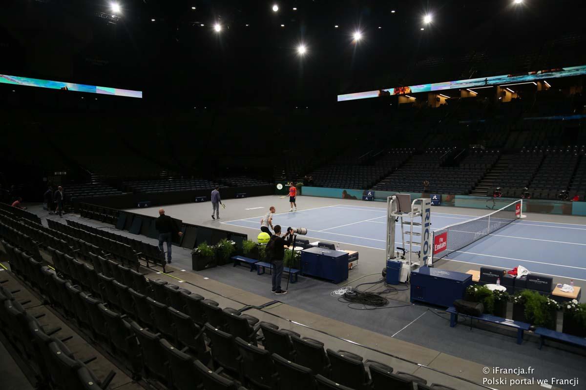 BNP Paribas Masters 2016 w Paryżu