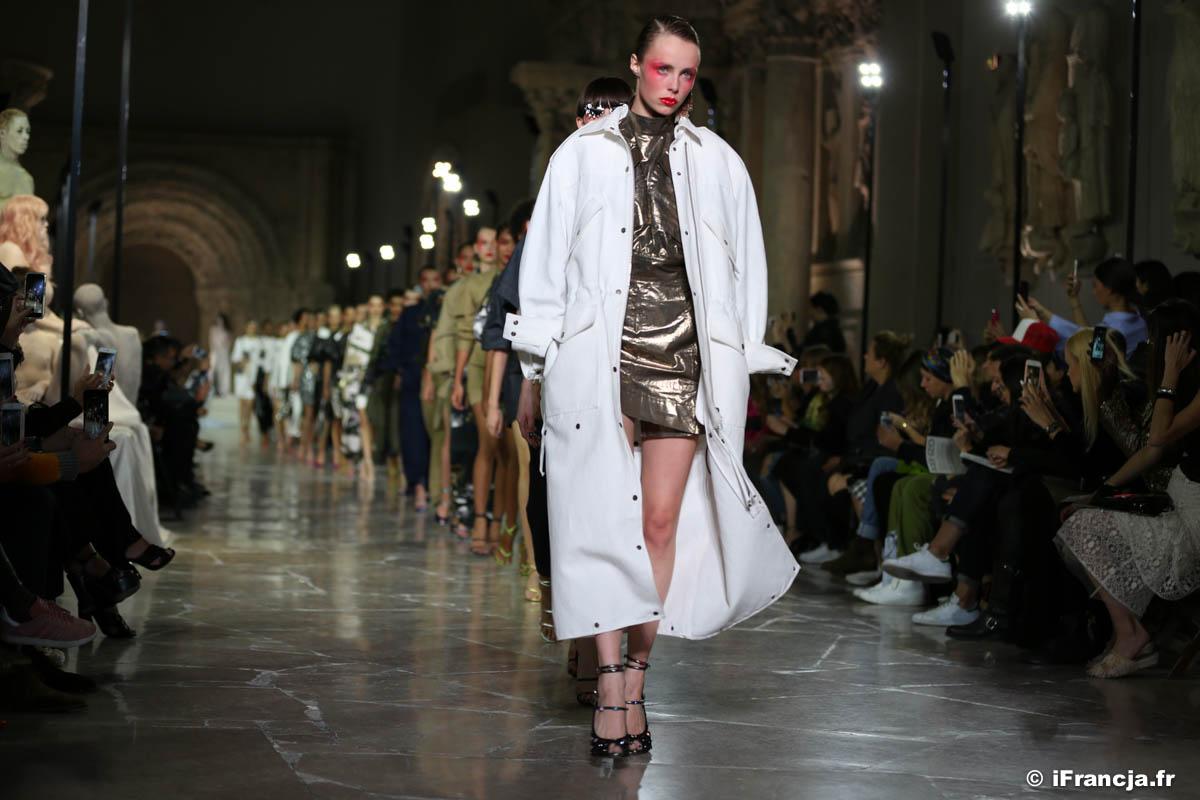 Paryski Tydzień Mody – pokaz Kenzo