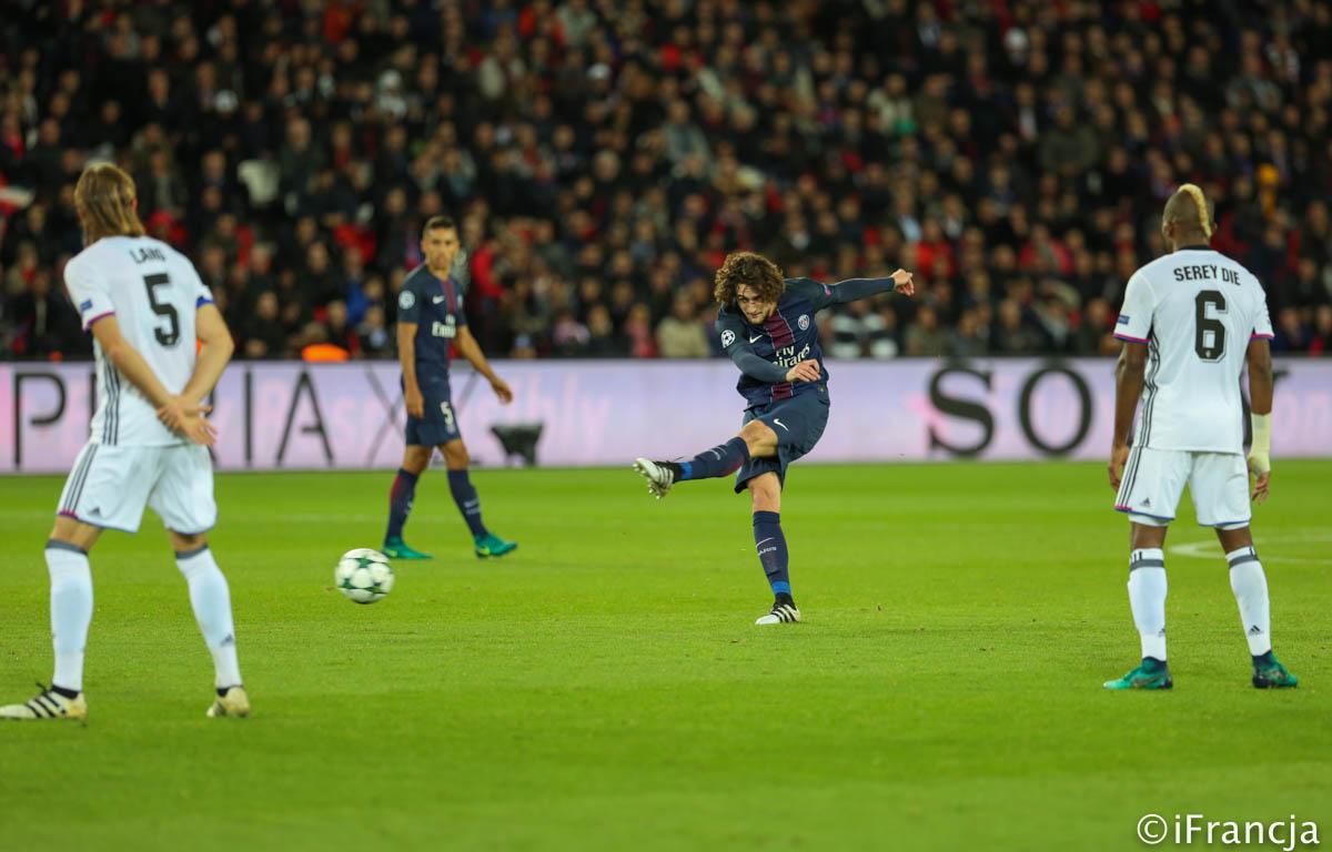 PSG : Basel – Liga Mistrzów