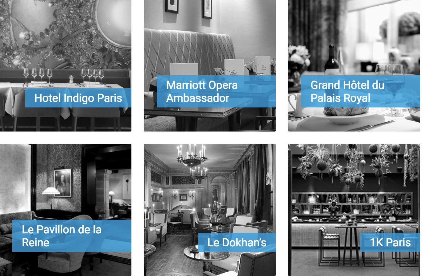 """""""Paryżanie do hotelu""""- będzie dużo taniej w barze i restauracji hotelowej!"""