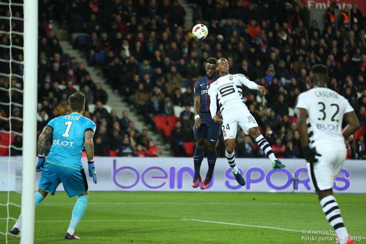 PSG : Rennes – Liga francuska