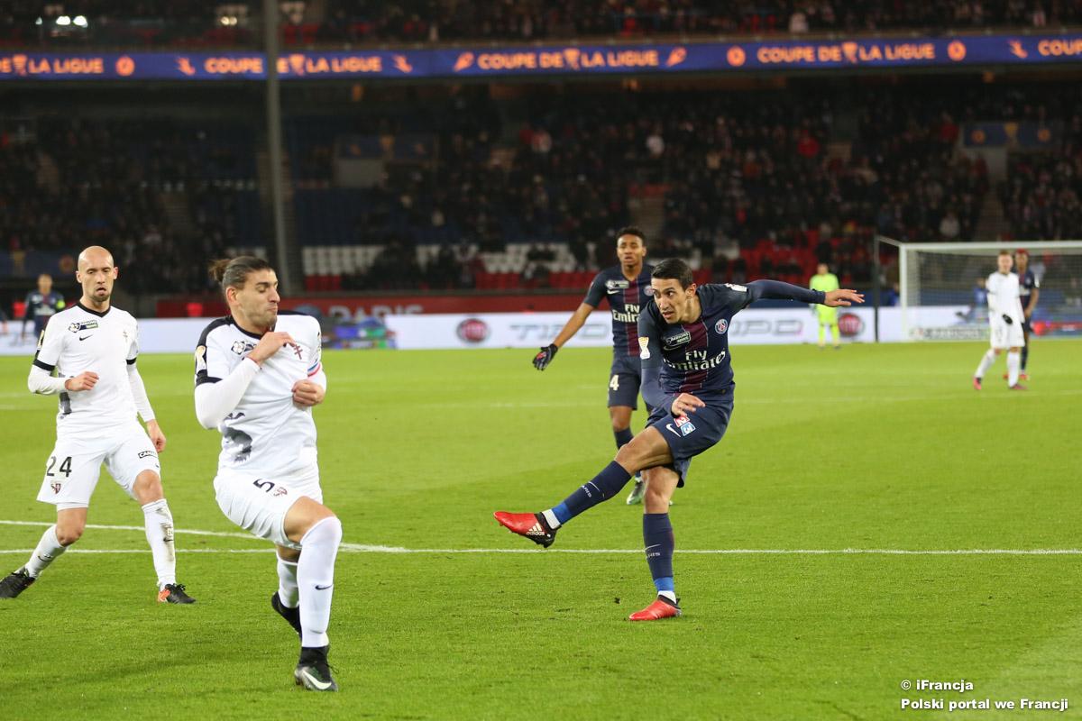 Paris Saint Germain : FC Metz