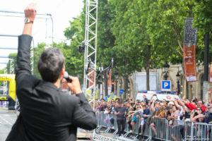 Festiwal dronów 2017 w Paryżu