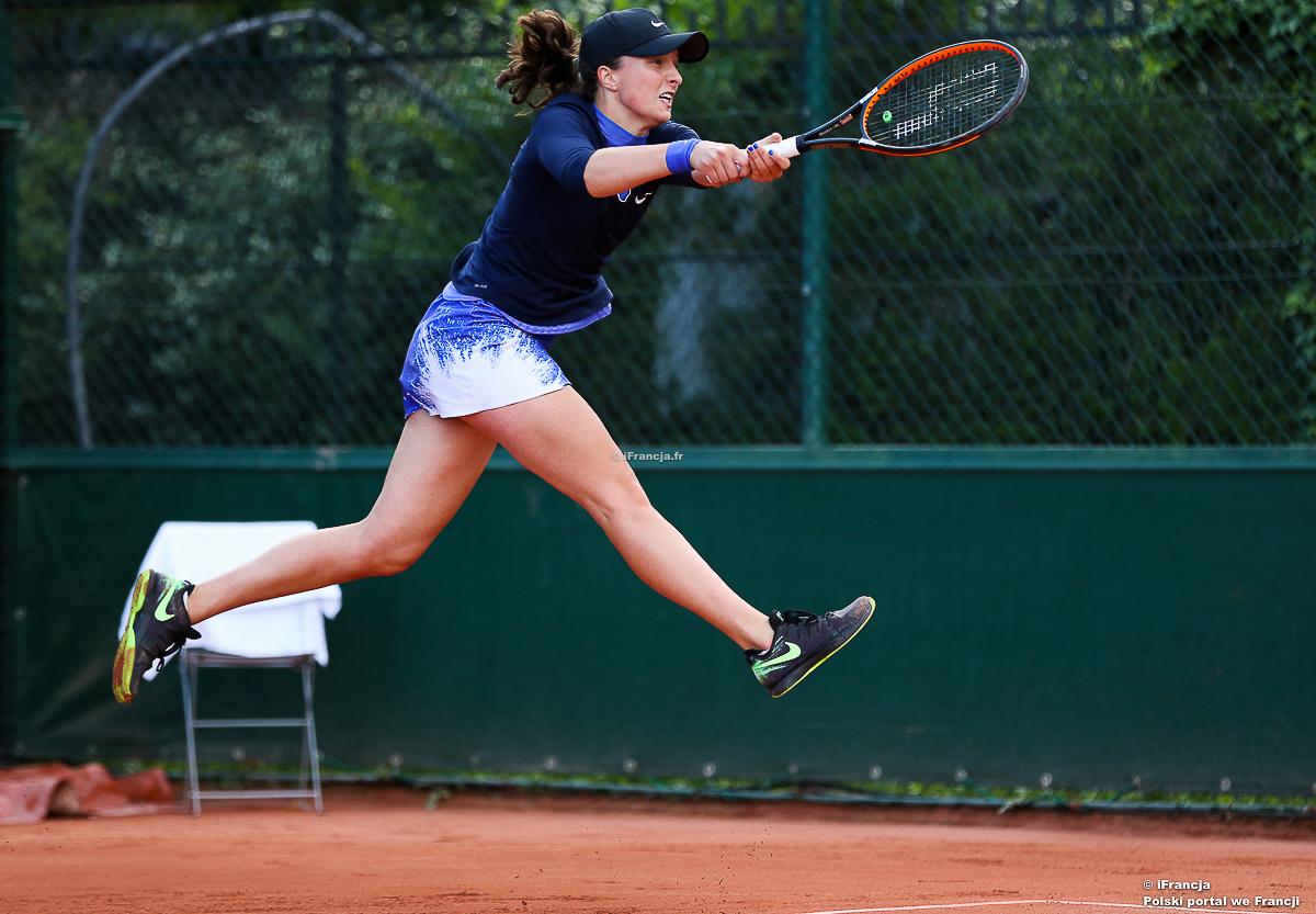 Roland Garros – Dzień 10 – Iga Świątek