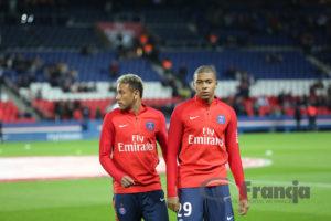 Paris Saint-Germain : Olympique Lyonnais