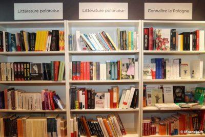 Targi Książki w Paryżu (Fotoreportaż)