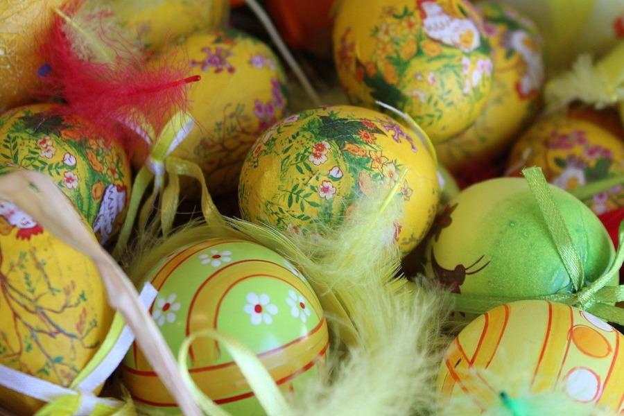 Zdrowych i radosnych Świąt Wielkanocnych!!!!