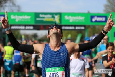 42. Maraton w Paryżu 2018