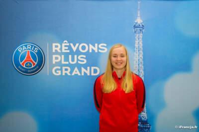 Wywiad z Pauliną Dudek – Polska piłkarka w PSG