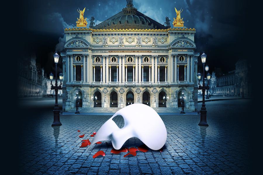 Śladami upiora z Opery Garnier