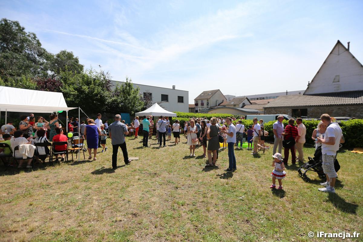 Majówkowy piknik rodzinny w Argenteuil (fotoreportaż)