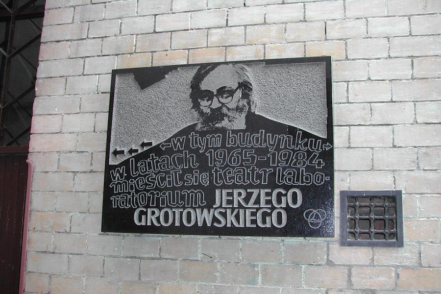 Jerzy Grotowski w teatrze Elizabeth Czerczuk – Paryski nie-co-dziennik