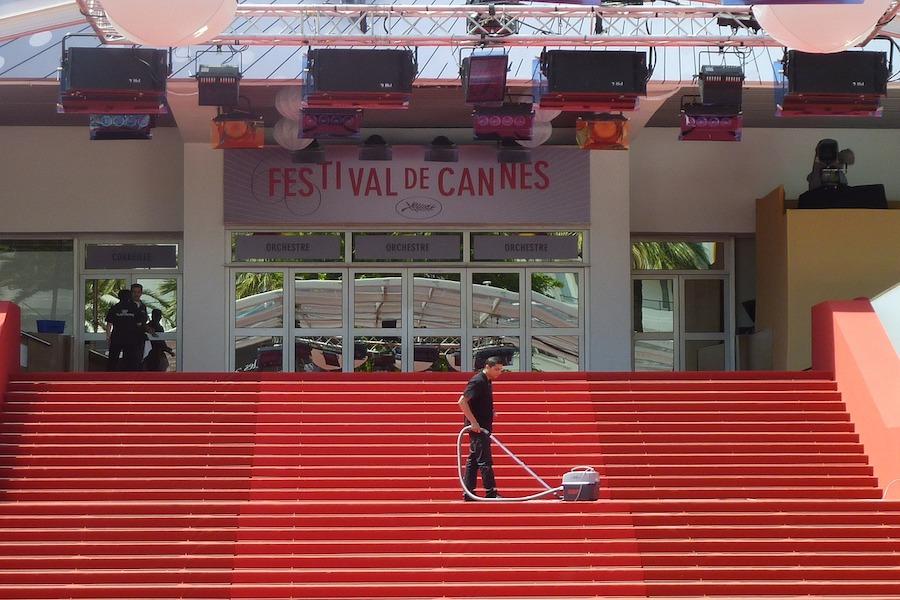 Cannes zmienia twarz