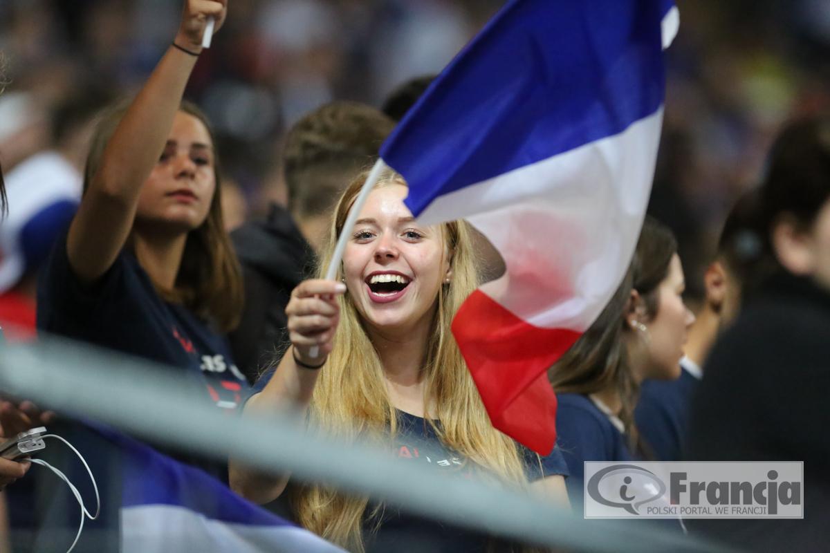 Mecz towarzyski Francja : Irlandia (fotoreportaż)