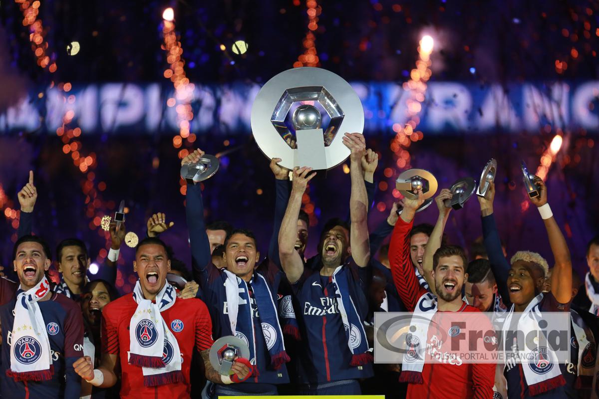 Porażka PSG w ostatnim meczu sezonu na Parc des Princes
