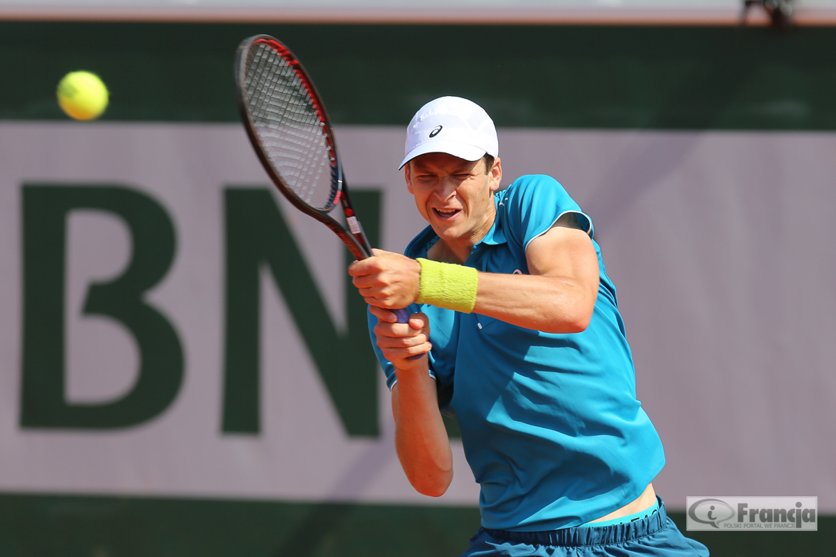 Pierwszy dzień kwalifikacji na Roland Garros 2018