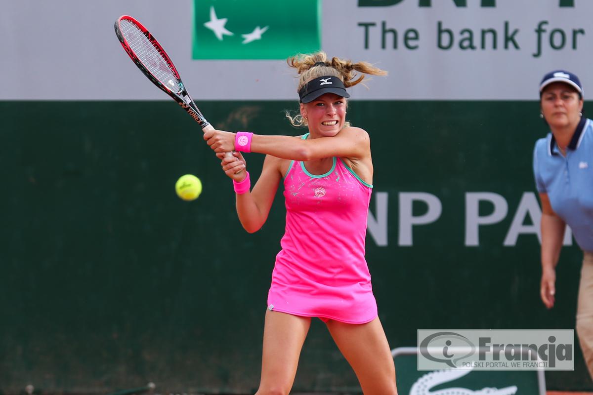 Czwórka Polaków w grze dziś na Roland Garros