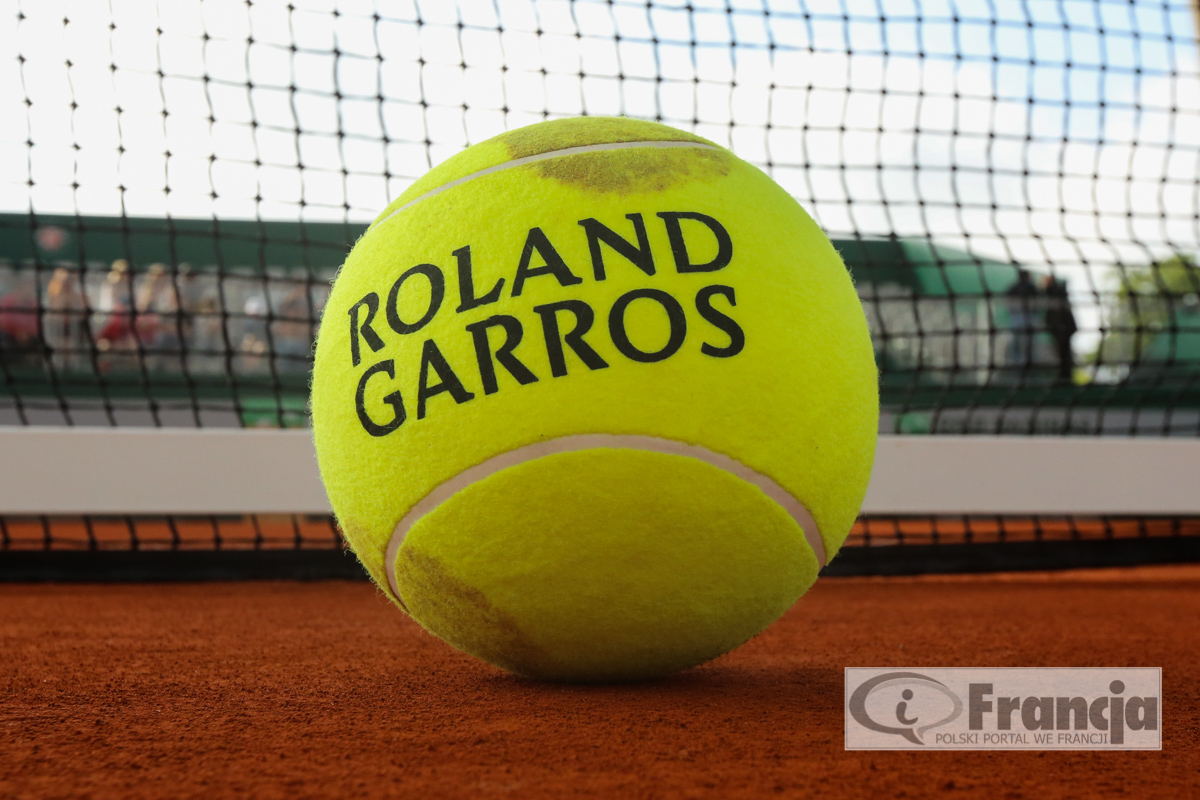 Roland Garros pod wieżą Eiffla