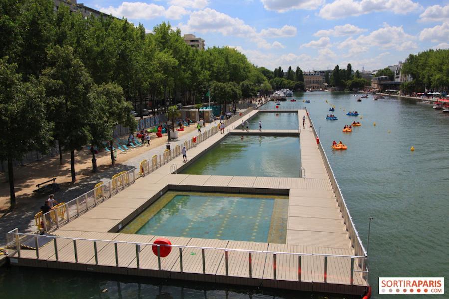 Kąpielisko przy la Villette w Paryżu będzie czynne od 16 czerwca