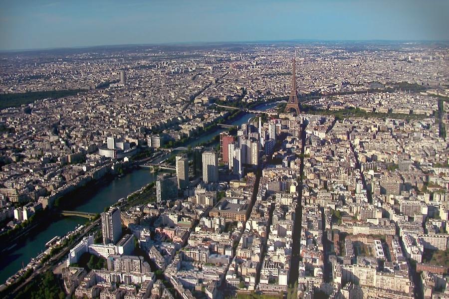 Od 5 lipca – Dachy metropolii