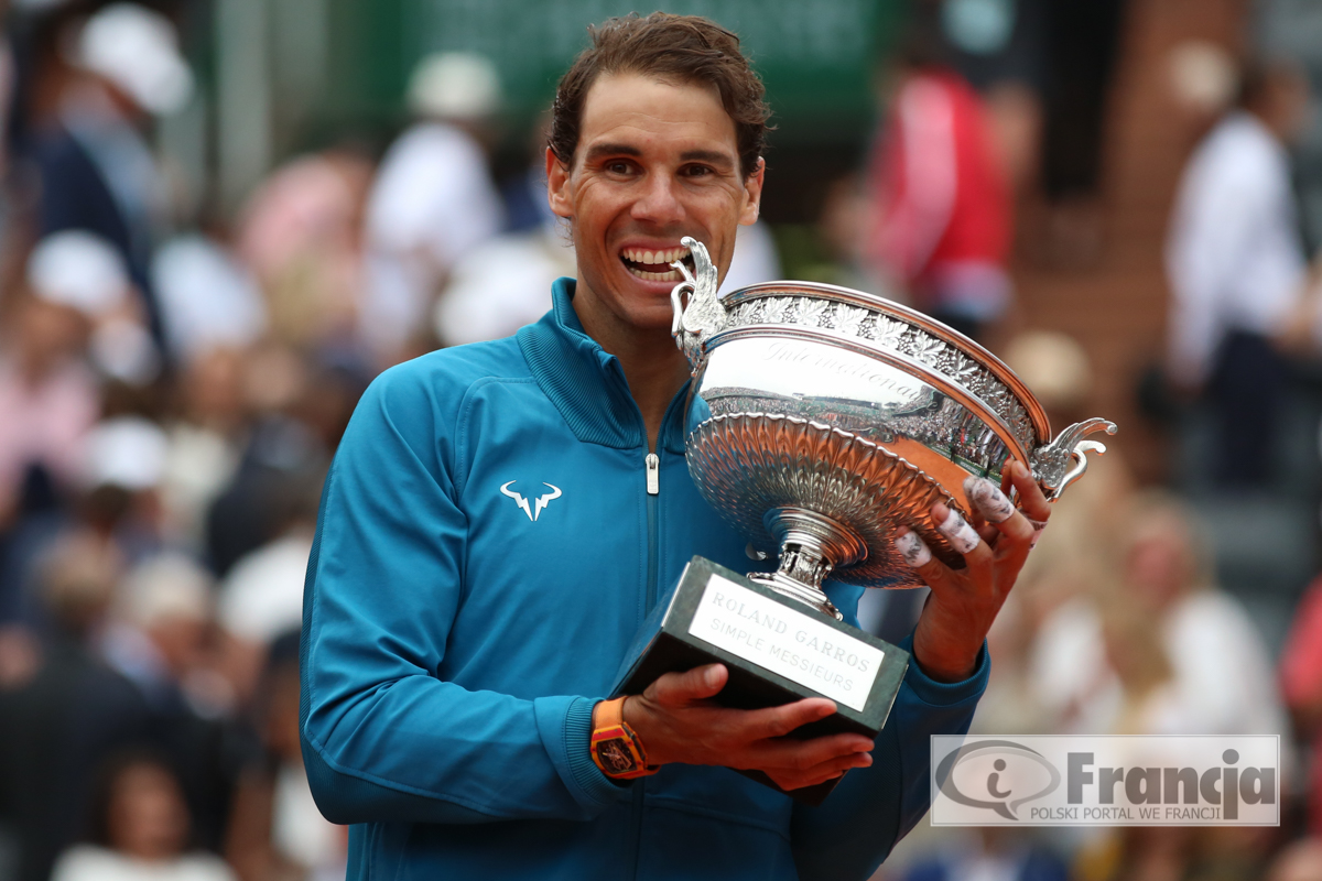 Rafael Nadal z 11. tytułem mistrza Rolanda Garrosa!