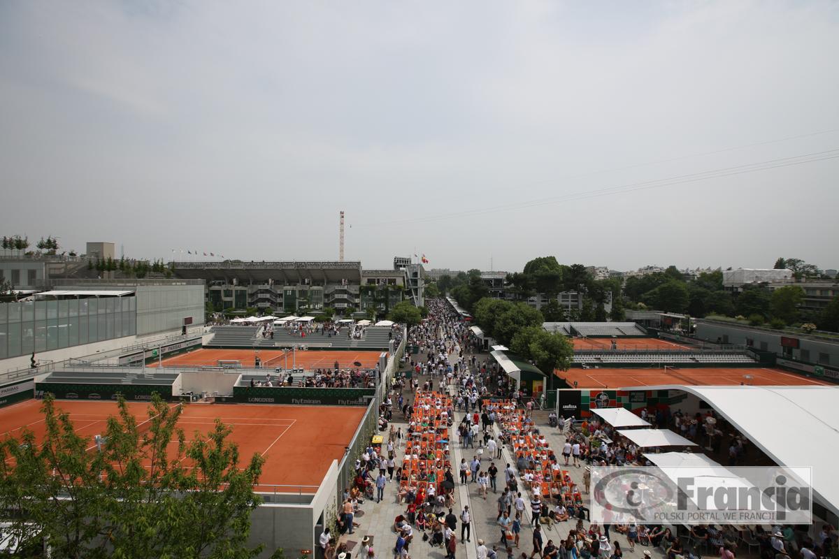 Roland Garros: Trofeum im. Philippe'a Chatriera za wyniki polskich juniorek