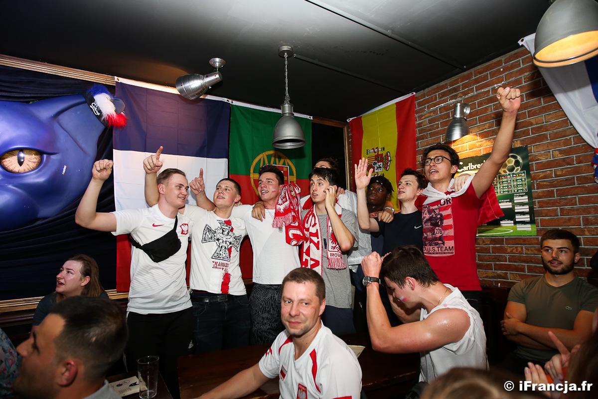Polska : Senegal – Kibice