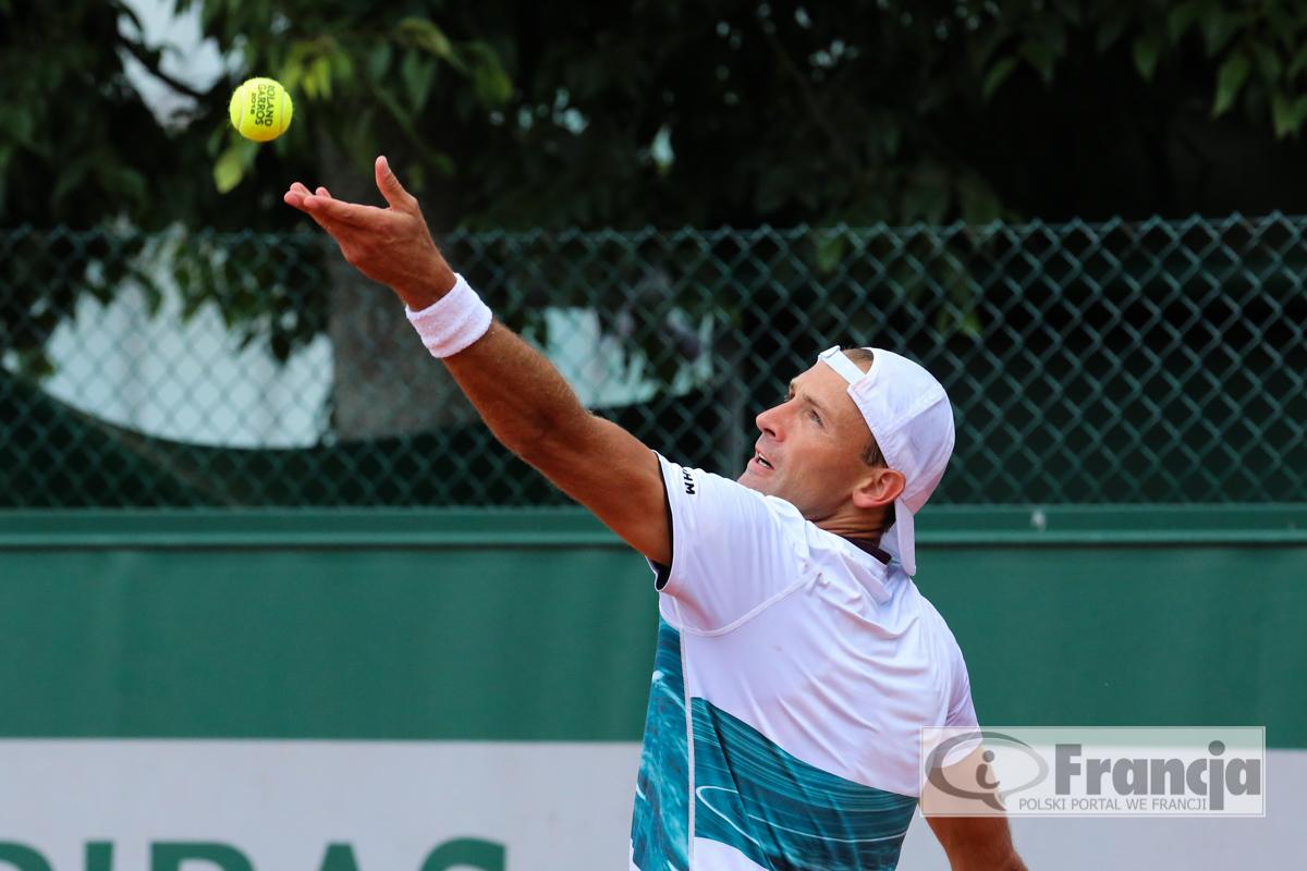 Roland Garros w singlu i deblu już bez Polaków ale …