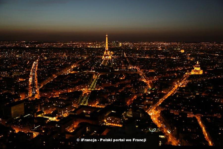 Nocne zanieczyszczenie światłem. Witryny i neony we Francji mają zostać wyłączone
