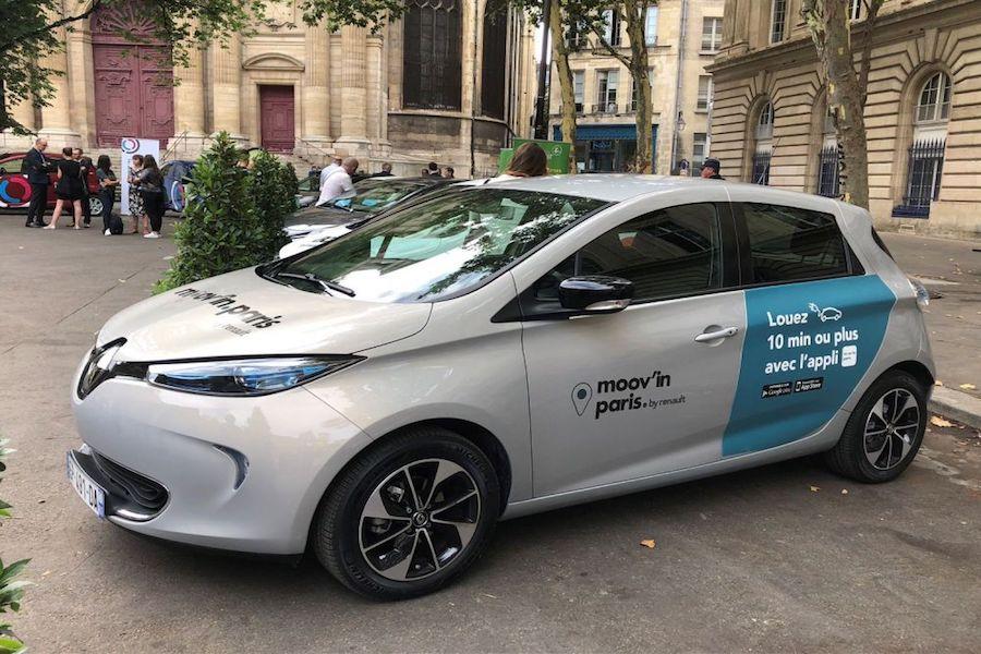 Moov'in.Paris by Renault zastąpi Autolib'