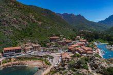 Zagrożenie powodziowe na Korsyce, ulice Ajaccio pod wodą