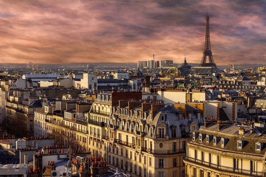 3 zaskakujące fakty o Paryżu