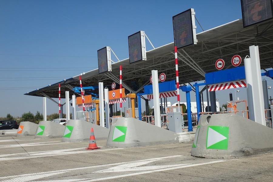 Opłaty drogowe we Francji