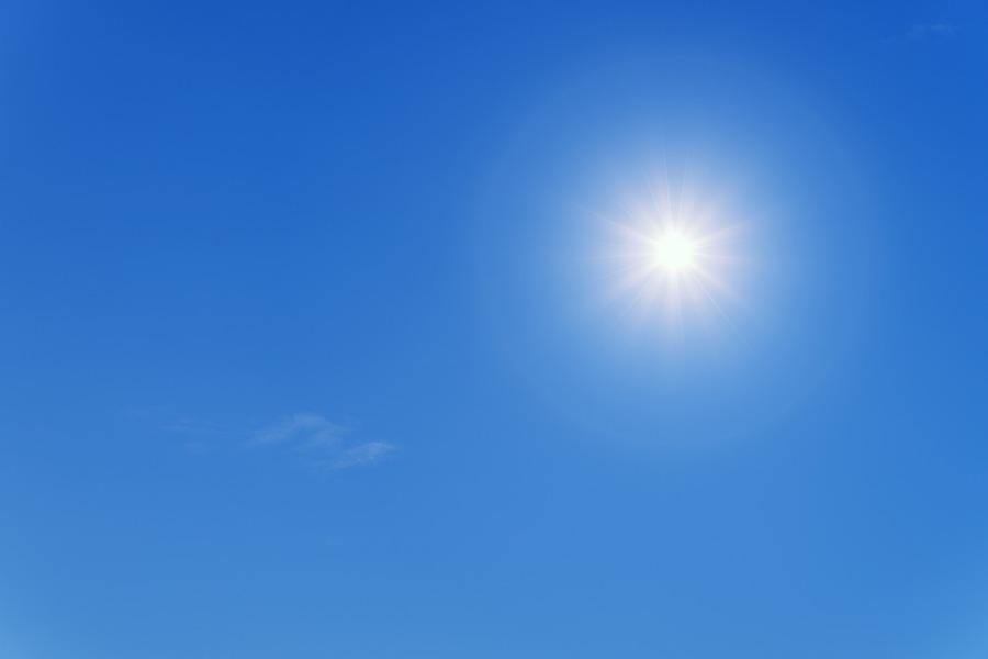 Rok 2020 najcieplejszy w historii Francji
