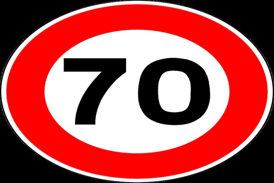 Departament Charente podnosi limity prędkości jazdy