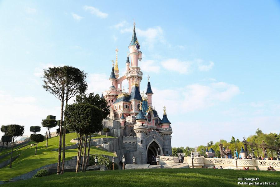 Paryski Disneyland zacznie znowu działać 17 czerwca