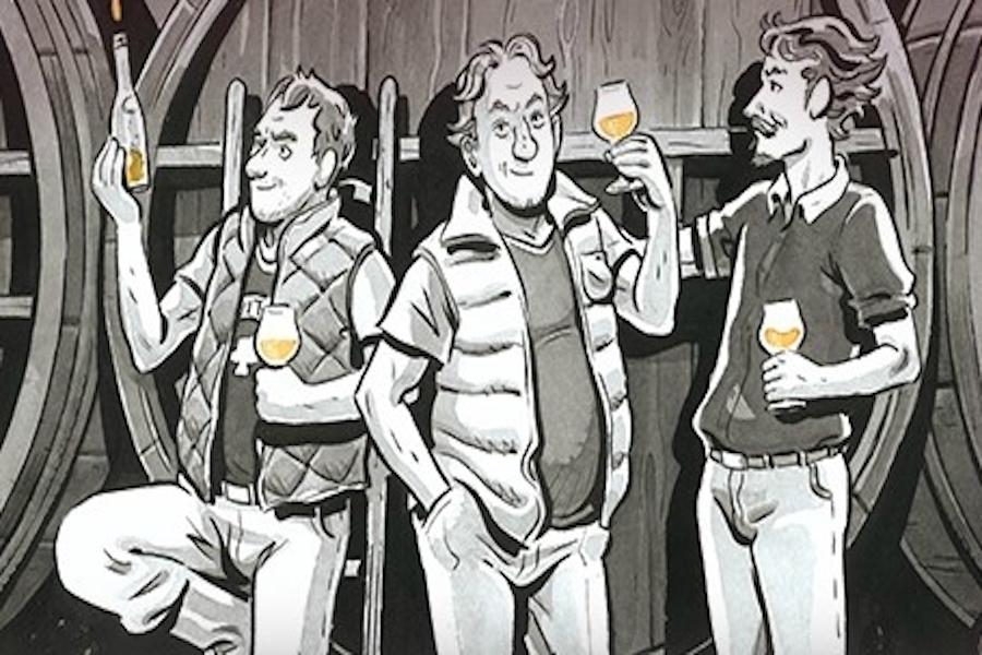 Komiksy w tematyce wina – czyli oryginalne źródło wiedzy
