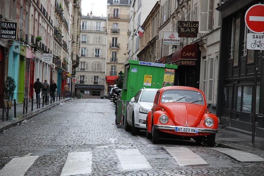 Ośrodek dla uchodźców i azylantów w Paryżu XVI